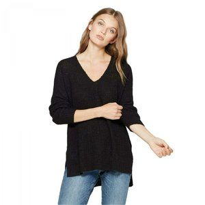 NWT Universal Thread Tunic Sweater Small Black
